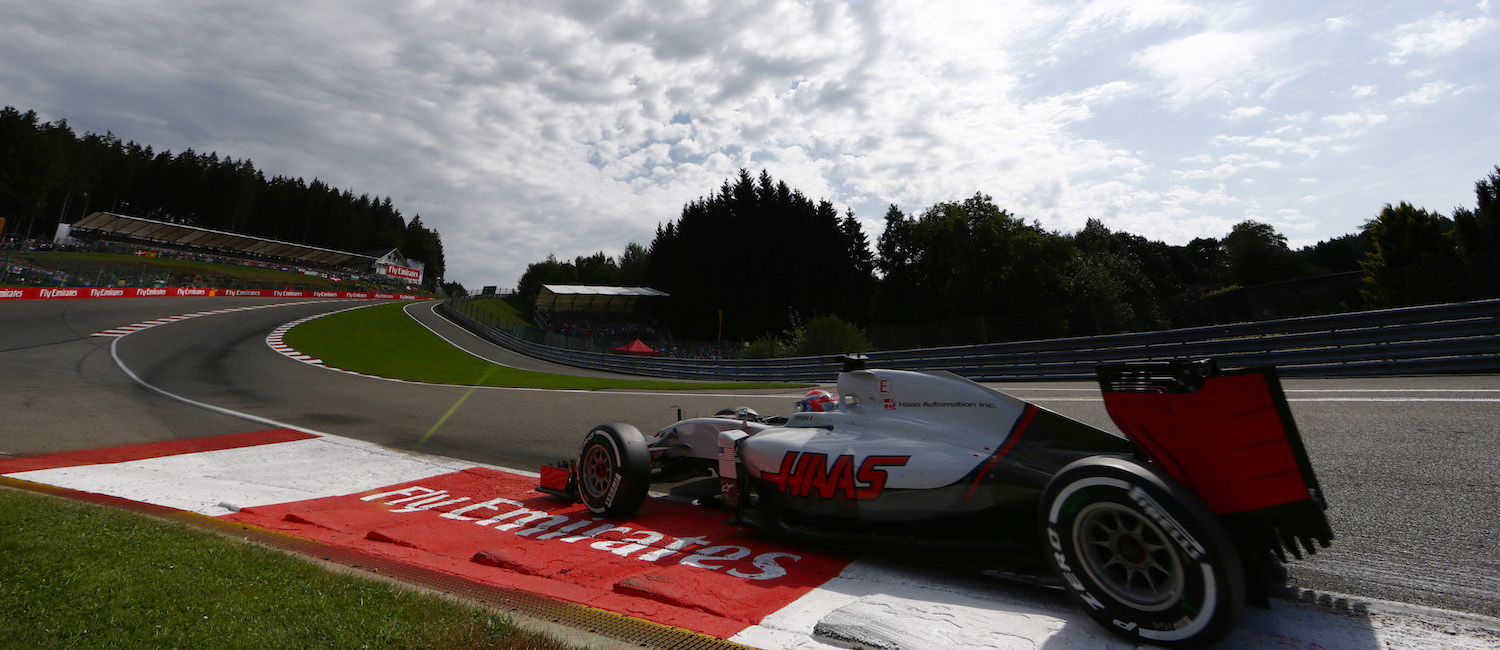 Spa-Francorchamps, Spa, Belgium. Sunday 28 August 2016.  World Copyright: Zak Mauger/LAT Photographic ref: Digital Image _X0W3298